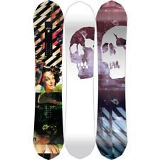 2020 Capita Ultrafear 157cm Snowboard *Purple Base with White Skull*