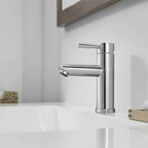 OVE Decors Cleo Mono Bathroom Sink Faucet Chrome