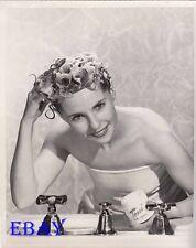 Susan Douglas washes her hair VINTAGE Photo This Is Nora Drake