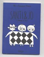 Nuevo Petite Bd Santi & Jo por Aki + Emmanuel Polanco Humorístico (Tomo 1)