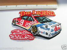 Bill Elliot The Legend Racing Patch Vintage