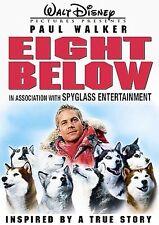 EIGHT BELOW  DVD  New Sealed DISNEY