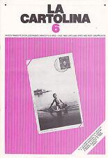 LA CARTOLINA N.6 - Rivista 1982 - Venezia Puglia Palio di Siena Cascella Treni