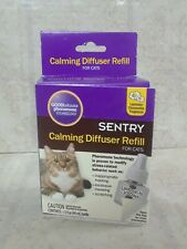 SENTRY Calming Diffuser for Cats Refill 1.5 oz, #1919