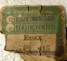 1927 Essex Piston Rings 2 & 11/16 inch .015 Oversize Continental Memphis HUDSON