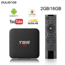 T95 S1 Android Box 7.1 TV BOX 2G 16G S905W WiFi Google Voice Control KODI