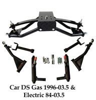"Club Car DS 6"" A-Arm Lift Kit  Golf cart  Gas 1996-2003.5 & Electric 1984-03.5"