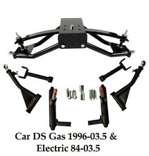 "Club Car DS 6"" A-Arm Lift Kit  Golf cart  Gas 1996-2003.5 & Electric 1984-03.5"