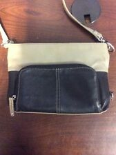 Tignanello Leather Handbag / Purse - Pre Owned