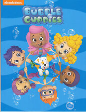 2013 NICKELODEON BUBBLE GUPPIES TV SERIES LARGE PROMO CARD RARE