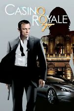 James Bond's Casino Royale with Daniel Craig + 2nd disc of Special features
