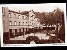 SAINT-ETIENNE (42) ECOLE / INSTITUTION N.-D. de VALBENOITE , CLASSES & DORTOIRS