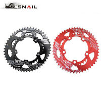 SNAIL CNC integrated molding 110bcd 50/35T Road Bike Double Speed Oval Chainring