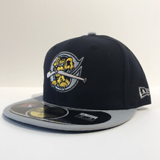 Charleston RiverDogs Road New Era 5950 Cap Hat NWT 7 1/8