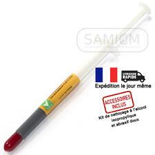 1 seringue Pâte thermique Zinc Processeur Cpu Gpu