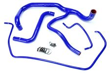 HPS Blue Silicone Radiator Hose Kit Coolant OEM Replacement 57-1594R-BLUE