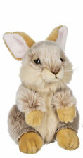 """Ganz Heritage Collection Easter Kids Baby Plush Brown Bunny Toy, 7"""""""