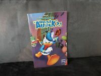 Notice Mode D'emploi Donald Duck Quack Attack Sony Playstation 2 PS2