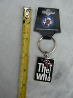 KEY RING THE WHO mod   NEW / TAG