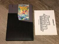 The Adventures of Bayou Billy w/Manual & Sleeve Nintendo Nes Mint Condition