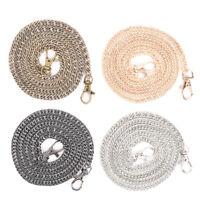 100cm Replacement Women Crossbody Shoulder Tote Strap Chain Handle Handbag  DO