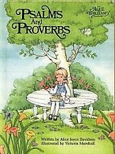 Psalms and Proverbs: An Alice in Bibleland Storybooks by Alice Joyce Davidson