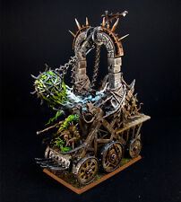 Warhammer edad de Sigmar Skaven peste Horno Pintado