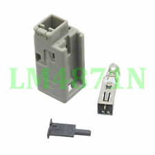 1pce Connector GT5-1PP gray male crimp RG174 RG316 LMR100 cable GSM GPS ANTENNA