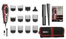 Wahl Clipper pelo para hombre Fade Pro Kit con cono ajustable y 9 anexos Peines