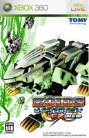 USED Xbox360 Zoids Infinity EX NEO