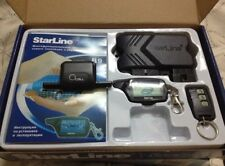Two way car alarm Starline B9 With Remote Engine Starter