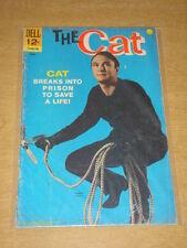 MOVIE CLASSIC THE CAT VG- (3.5) DELL COMICS DECEMBER 1966