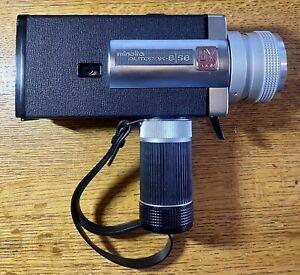 Vintage Minolta Autopak 8/S6 6X Zoom Camera Great Condition