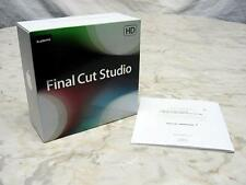 FINAL CUT PRO 7 STUDIO 3 HD - FULL RETAIL INSTALL VERSION!