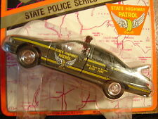 Road Champs Ohio State Highway Patrol Police Car 60th Anniversary 1/43