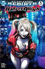 HARLEY QUINN 1 VOL 3 ASHLEY WITTER CON AOD COLOR VARIANT NM