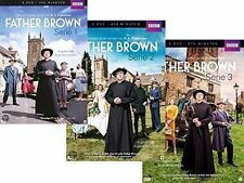 FATHER BROWN : BBC SERIES 1 2 & 3 box sets  DVD - PAL Region 2 - Sealed