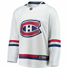 Men's Montreal Canadiens Fanatics White 2017 NHL 100 Classic Hockey Jersey XL