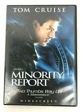 Minority Report (Dvd, 2002, 2-Disc Set, Widescreen) Tom Cruise
