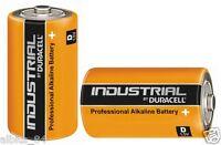Duracell Industrial - Pilas Alcalinas Tipo D (LR20, R20), Pila, Batería, Bateria