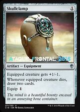 MTG SKULLCLAMP - Engrampacráneo  - COMMANDER 2016 ENGLISH NM