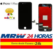 """Pantalla para iPhone 7 Plus 5,5"""" Completa LCD + táctil Negra"""