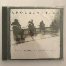 Apocalyptica Plays Metallica By Four Cellos CD 8 Títulos Nuevo en Blíster