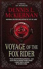 Voyage of the Fox Rider: A Novel of Mithgar-ExLibrary