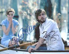 THE NOTEBOOK Ryan Gosling Rachel McAdams Signed Autograph REPRINT RP