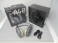 FAULTY - Astro Gaming A40 TR Headset - Grey- AA403