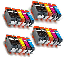 20 Pack Ink Combo Set w/ CHIP for PGI-225 CLI-226 Canon MG5120 MG5220 MG5320