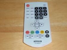 Rjtech Model Rj-800Dpf Infrared Remote Control for Lcd Digital Photo Frame Mp3