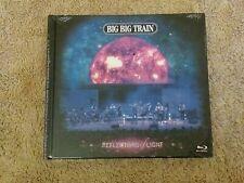 BIG BIG TRAIN : Reflectors of Light : 2019 Live Concert Blu Ray (NEW & SEALED)