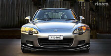 Vicrez Honda S2000 2000-2003 SW Spec Style 1 Piece Polyurethane Front Lip
